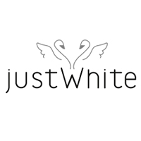 Just White Logo Vorstenbosch Women